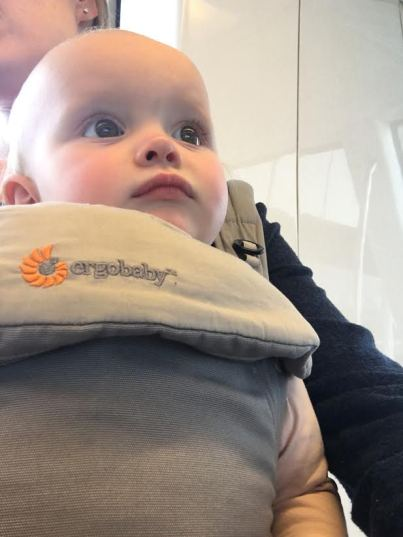 Ergo Baby Airport