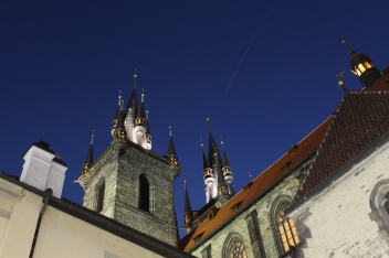 Prague Church